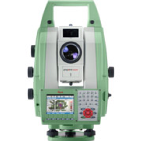 3DSI Station Totale Robotisée Leica TS50