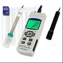 pH-mètre PCE-PHD1